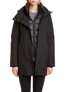 Herno Gore-Tex® Coat with Removable Down Bib