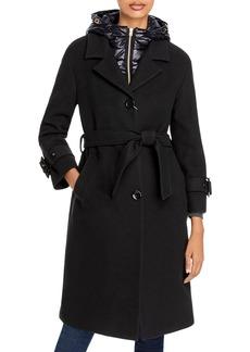 Herno Layered Trench Coat