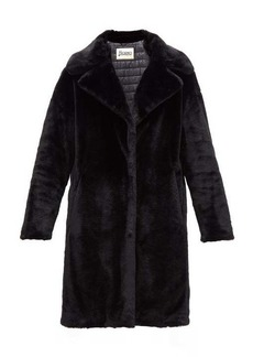 Herno Padded faux-fur coat
