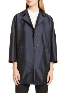 Herno Stretch Taffeta Coat