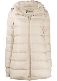 Herno long line puffer jacket