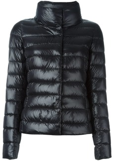 Herno long sleeved padded jacket
