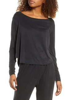 Heroine Sport Boat Neck Top
