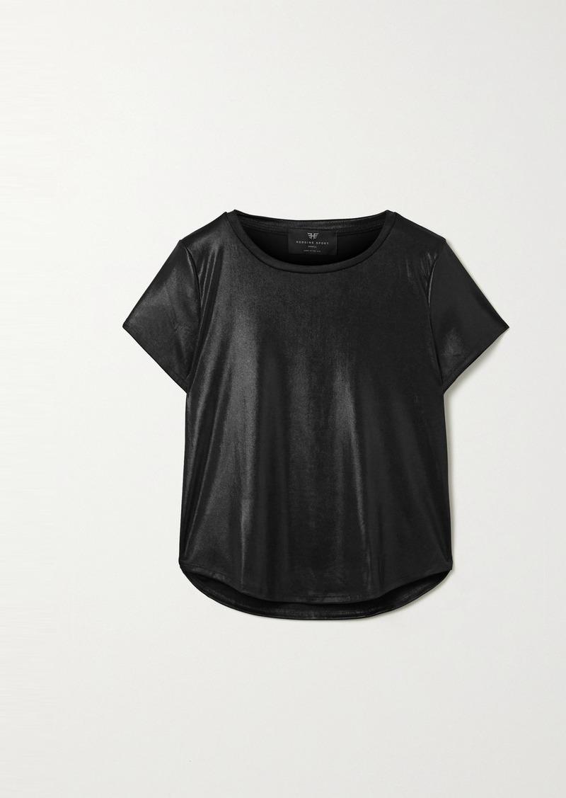 Mercury Stretch-jersey T-shirt
