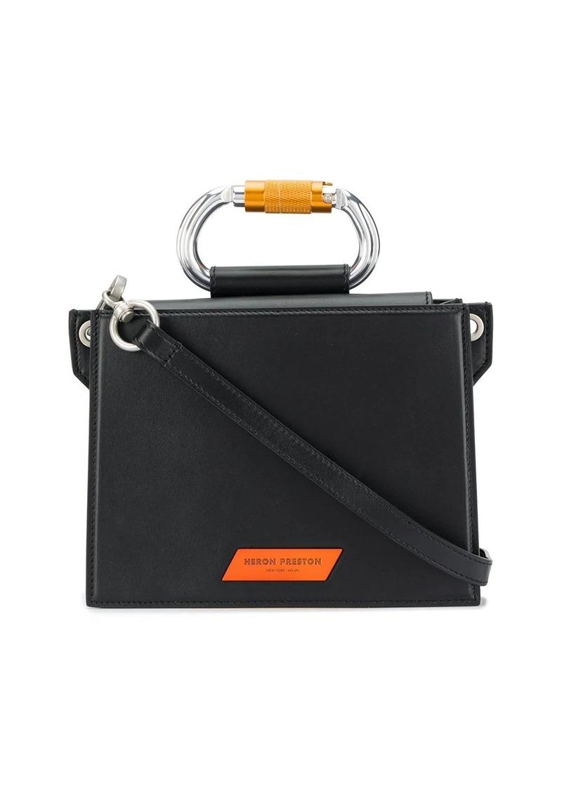 Carabiner shoulder bag