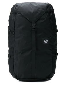 Herschel Supply Co. Barlow logo patch backpack