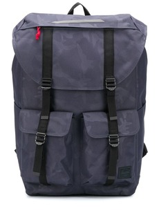 Herschel Supply Co. Buckingham Delta camouflage print backpack
