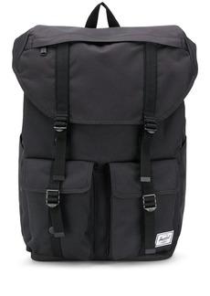 Herschel Supply Co. Buckingham Delta logo patch backpack