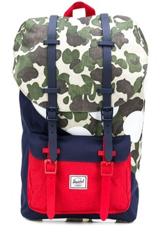 Herschel Supply Co. buckle fastening backpack