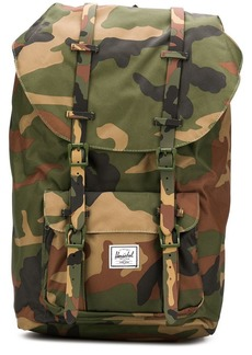 Herschel Supply Co. camouflage Little America backpack