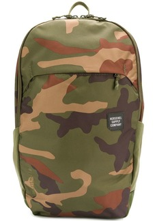 Herschel Supply Co. camouflage print backpack