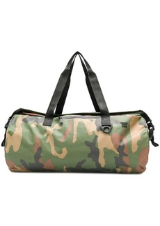 Herschel Supply Co. camouflage print holdall