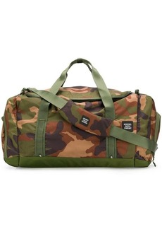 Herschel Supply Co. camouflage print luggage bag