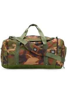 Herschel Supply Co. camouflage print luggage bag