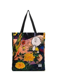 Herschel Supply Co. multicoloured Charlie Brown floral print tote