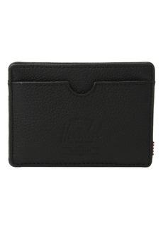 Herschel Supply Co. Charlie Leather RFID