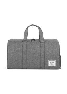 Herschel Supply Co. Classic Novel Cross Hatch Duffel Bag
