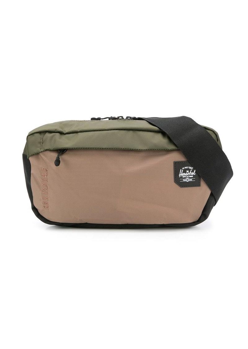 Herschel Supply Co. colour-block belt bag
