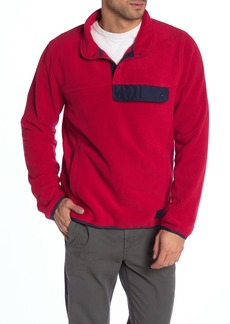 Herschel Supply Co. Contrast Fleece Pullover