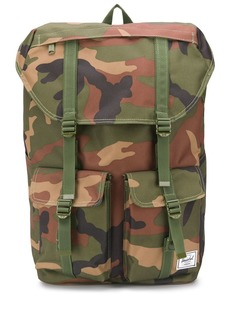 Herschel Supply Co. Delta camouflage print backpack