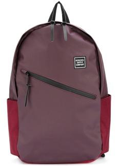 Herschel Supply Co. diagonal pocket backpack