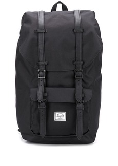 Herschel Supply Co. foldover buckle backpack