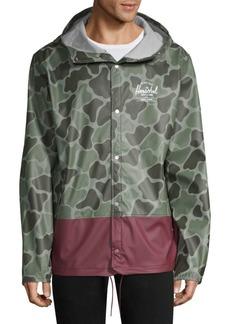 Herschel Supply Co. Forecast Hooded Coach Jacket