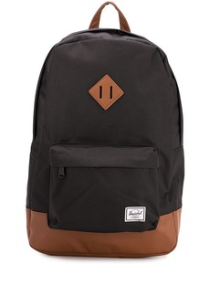 Herschel Supply Co. Heritage colour-block backpack