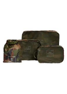 Herschel Supply Co. 4-Pack Travel Organizers