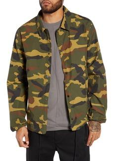 Herschel Supply Co. Camo Coach's Jacket