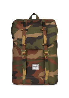 Herschel Supply Co. Camo-Print Youth Retreat Backpack