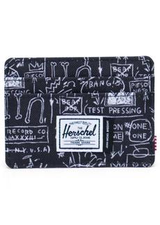 Herschel Supply Co. Charlie Basquiat Card Case