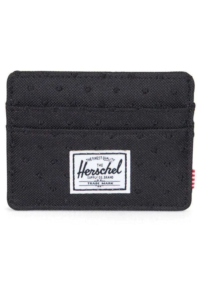 Herschel Supply Co. 'Charlie' Card Case
