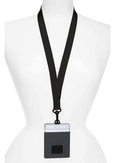 Herschel Supply Co. Charlie RFID Lanyard Card Case