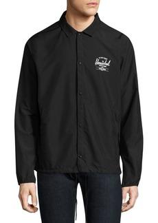 Herschel Supply Co. Coach Voyage Logo Shirt