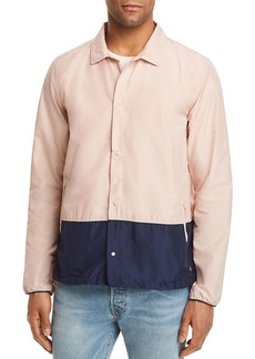 Herschel Supply Co. Color-Blocked Coach Jacket