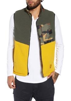 Herschel Supply Co. Colorblock Fleece Vest