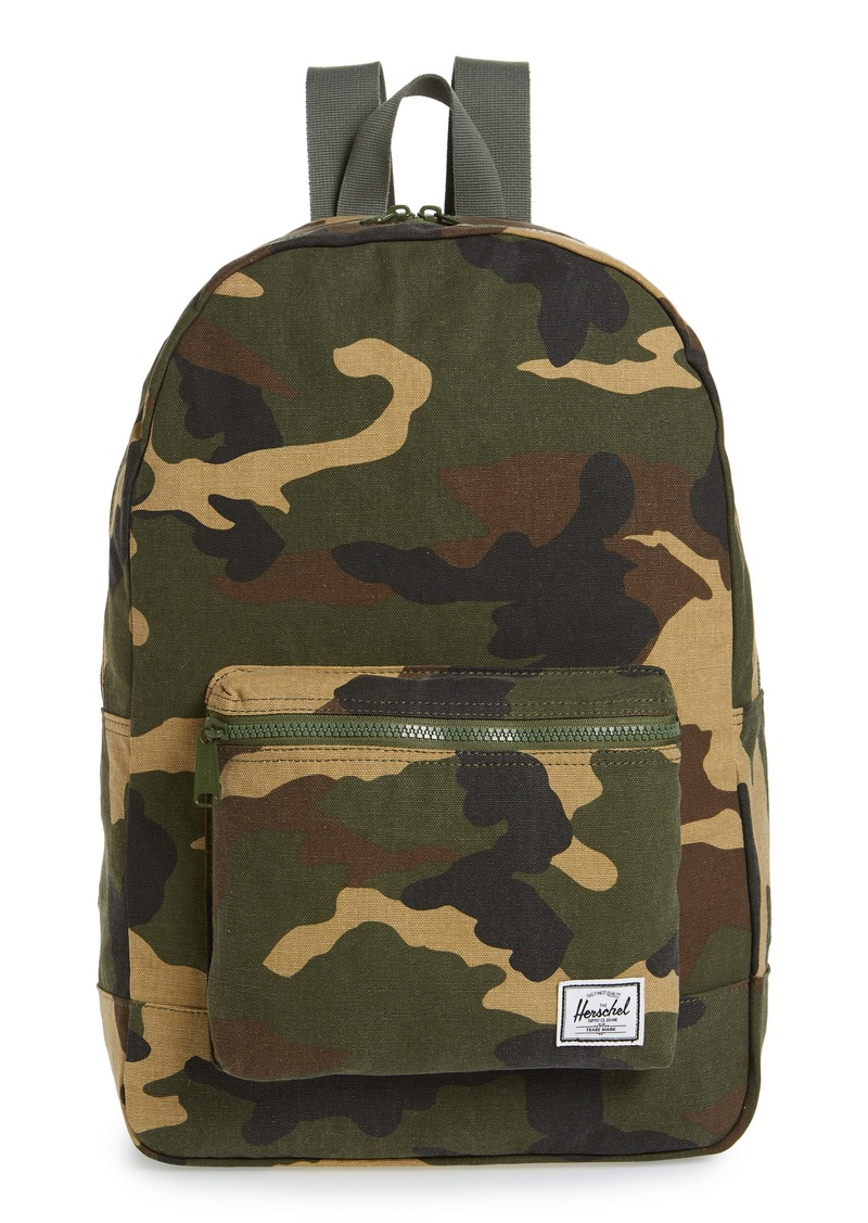 Herschel Supply Co. Cotton Casuals Daypack Backpack