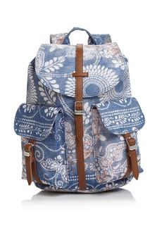 Herschel Supply Co. Dawson Printed Canvas Backpack