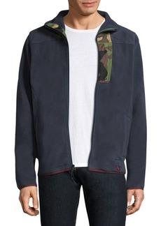 Herschel Supply Co. Fleece Zip-Up Jacket