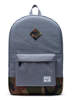 Herschel Supply Co. Heritage Camo Trim Backpack
