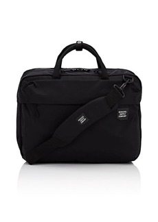 Herschel Supply Co. Men's Britannia Convertible Messenger Bag - Black