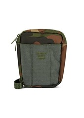 Herschel Supply Co. Men's Cruz Camouflage Crossbody Bag - Green