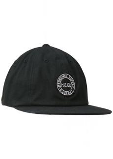 Herschel Supply Co. Men's Glenwood Cap Black ONE Size