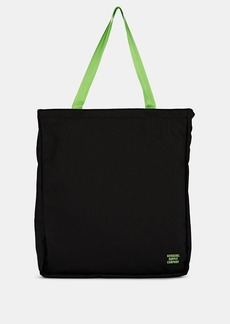 Herschel Supply Co. Men's Long Canvas Tote Bag - Bright Green