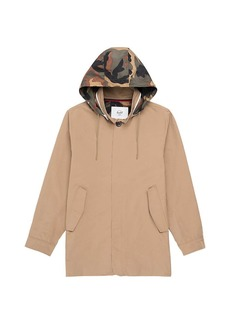Herschel Supply Co. Herschel Supply Co Men's Stowaway Mac Jacket