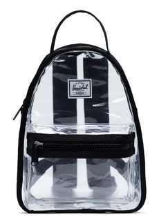 Herschel Supply Co. Mini Nova Clear Backpack
