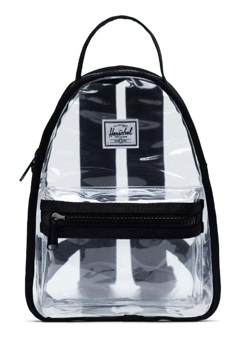 Herschel Supply Co. Mini Nova Clear Backpack
