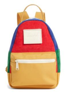 Herschel Supply Co. Mini Nova Corduroy & Canvas Backpack