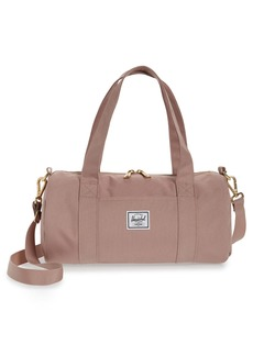 Herschel Supply Co. Mini Sutton Canvas Duffle Bag
